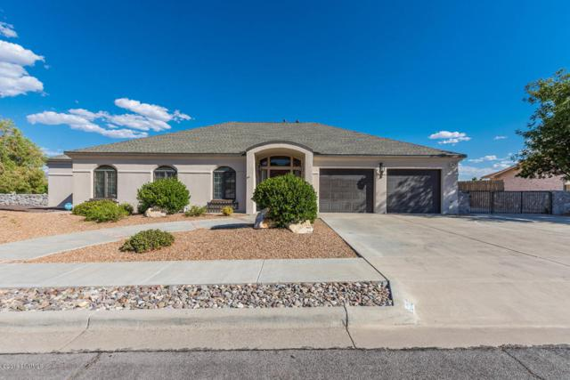 3210 Arrowhead Road, Las Cruces, NM 88011 (MLS #1806732) :: Steinborn & Associates Real Estate