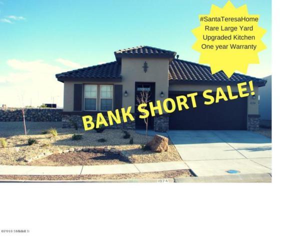 1074 Iron Hill Avenue, Santa Teresa, NM 88008 (MLS #1806735) :: Steinborn & Associates Real Estate