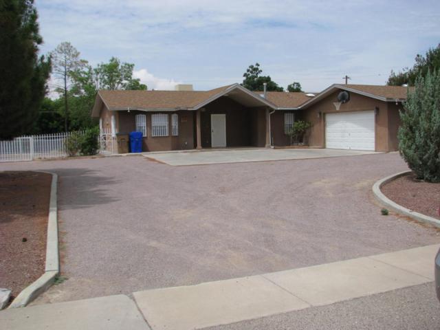 4032 Oleta Drive, Las Cruces, NM 88001 (MLS #1806736) :: Steinborn & Associates Real Estate
