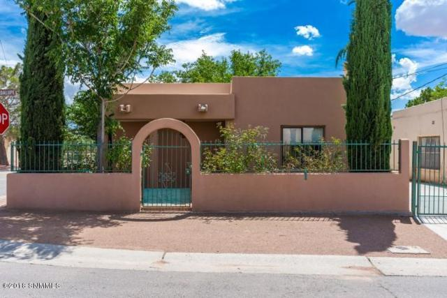2186 Calle De Guadalupe, Mesilla, NM 88046 (MLS #1806754) :: Steinborn & Associates Real Estate