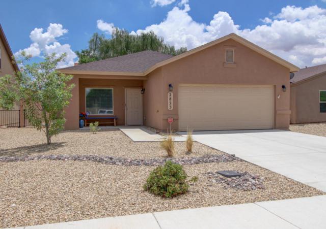 2823 Borroughs Street, Las Cruces, NM 88007 (MLS #1806763) :: Steinborn & Associates Real Estate