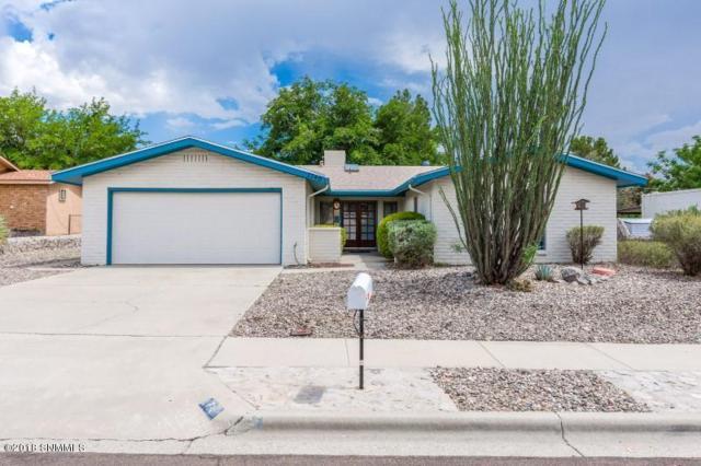 1740 Mariposa, Las Cruces, NM 88001 (MLS #1806793) :: Steinborn & Associates Real Estate