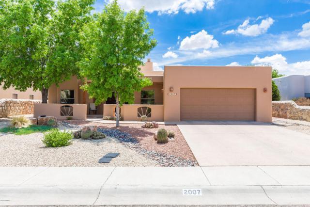 2007 Via Tesoro, Las Cruces, NM 88005 (MLS #1806799) :: Steinborn & Associates Real Estate