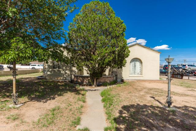 1135 S Solano Drive, Las Cruces, NM 88001 (MLS #1806819) :: Steinborn & Associates Real Estate