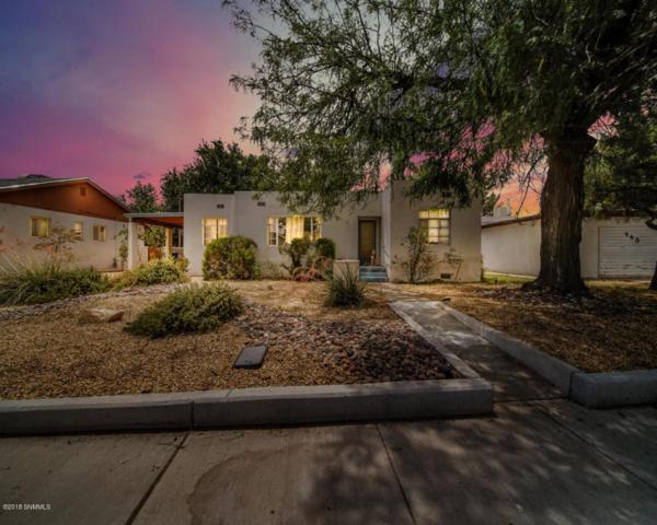 435 Phillips Drive, Las Cruces, NM 88005 (MLS #1806859) :: Steinborn & Associates Real Estate