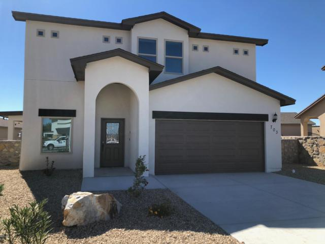 703 Sombrero Court, Las Cruces, NM 88007 (MLS #1806896) :: Steinborn & Associates Real Estate