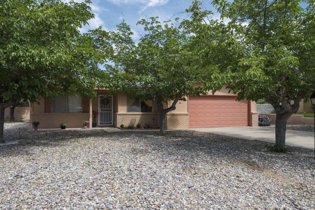 1807 Doree Court, Las Cruces, NM 88001 (MLS #1806936) :: Steinborn & Associates Real Estate