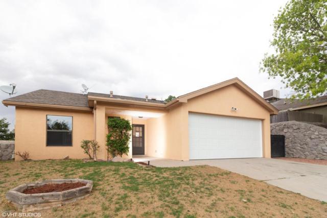 3362 Highridge Street, Las Cruces, NM 88012 (MLS #1806981) :: Steinborn & Associates Real Estate