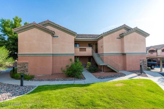3650 Morning Star Drive #708, Las Cruces, NM 88011 (MLS #1807006) :: Steinborn & Associates Real Estate