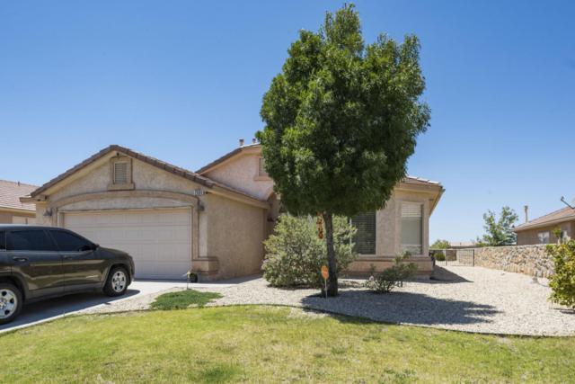 2505 Silver Sage Drive, Las Cruces, NM 88011 (MLS #1807038) :: Steinborn & Associates Real Estate
