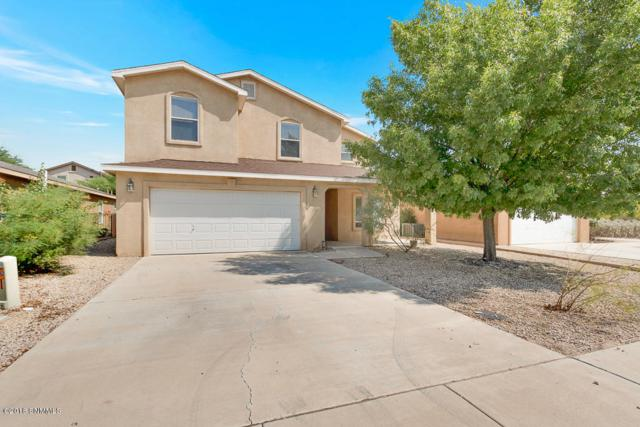 2850 San Miguel Court, Las Cruces, NM 88007 (MLS #1807100) :: Steinborn & Associates Real Estate