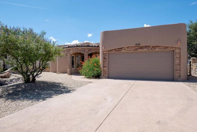 2141 Southern Star Loop, Las Cruces, NM 88011 (MLS #1807107) :: Steinborn & Associates Real Estate
