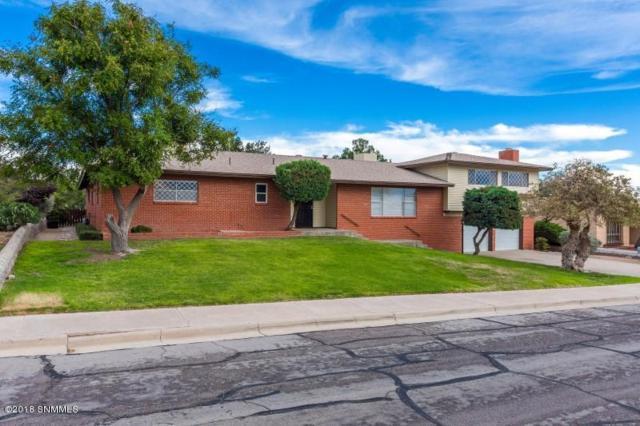 1778 Imperial Ridge, Las Cruces, NM 88011 (MLS #1807205) :: Steinborn & Associates Real Estate