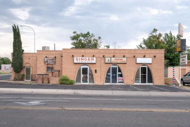 401 S Campo Street, Las Cruces, NM 88001 (MLS #1807216) :: Steinborn & Associates Real Estate