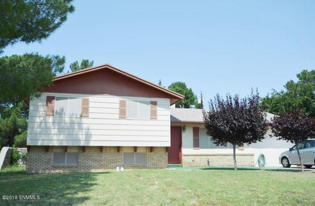 2720 Huntington Drive, Las Cruces, NM 88011 (MLS #1807275) :: Steinborn & Associates Real Estate