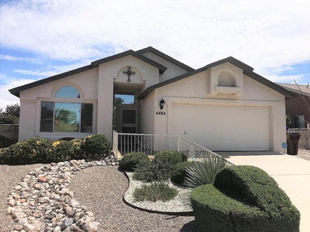 4484 Los Arboles Drive, Las Cruces, NM 88011 (MLS #1807276) :: Steinborn & Associates Real Estate