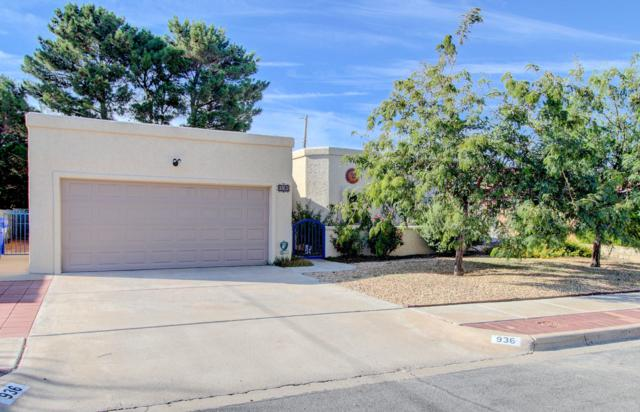 936 Pinedale Avenue, Las Cruces, NM 88005 (MLS #1807309) :: Steinborn & Associates Real Estate