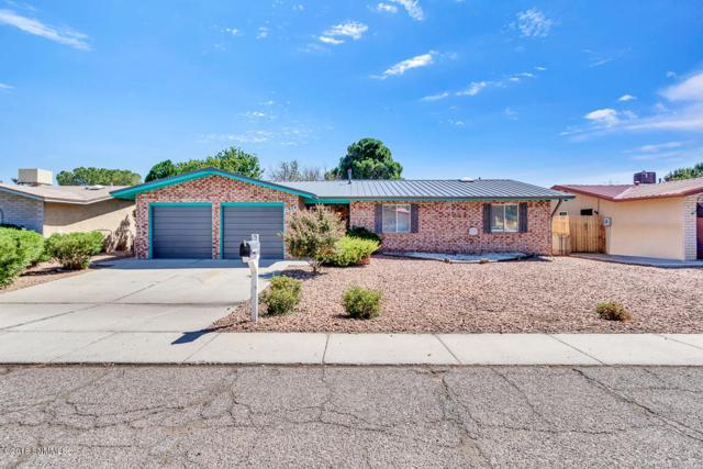 1924 Windsor Place, Las Cruces, NM 88005 (MLS #1807314) :: Steinborn & Associates Real Estate