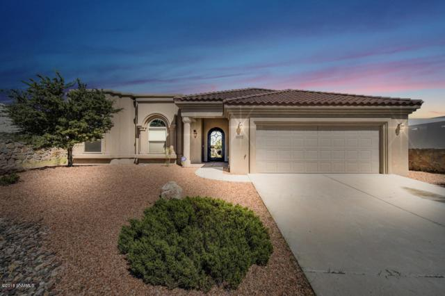 4480 Maricopa Circle, Las Cruces, NM 88011 (MLS #1807324) :: Austin Tharp Team