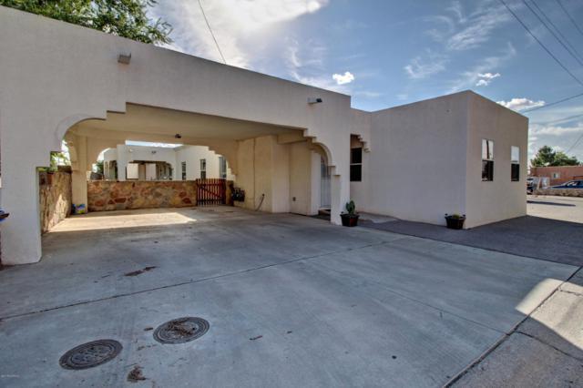 2878 Calle De San Albino, Las Cruces, NM 88005 (MLS #1807335) :: Steinborn & Associates Real Estate