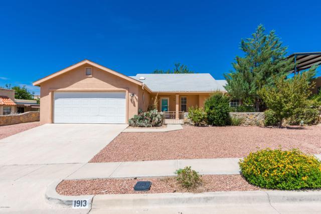 1913 Settlers Bend, Las Cruces, NM 88012 (MLS #1807380) :: Steinborn & Associates Real Estate