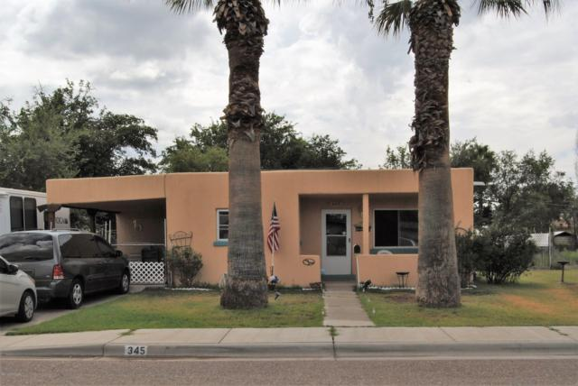 345 Monterey Drive, Las Cruces, NM 88005 (MLS #1807390) :: Steinborn & Associates Real Estate