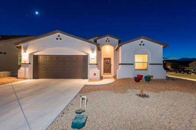 5497 Sombra Azul Street, Las Cruces, NM 88012 (MLS #1807492) :: Austin Tharp Team
