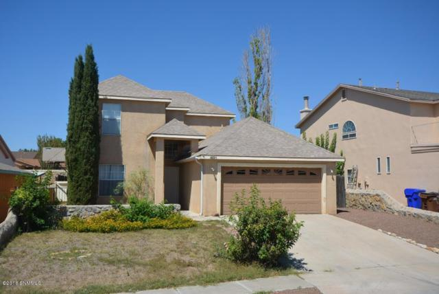 4995 Arena Drive, Las Cruces, NM 88012 (MLS #1807502) :: Steinborn & Associates Real Estate