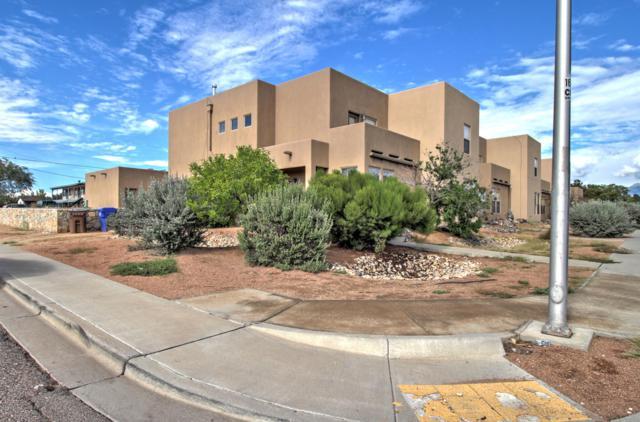 1401 Monte Vista Avenue, Las Cruces, NM 88001 (MLS #1807506) :: Steinborn & Associates Real Estate