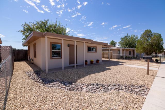 112 E Cambridge Drive, Las Cruces, NM 88001 (MLS #1807515) :: Steinborn & Associates Real Estate