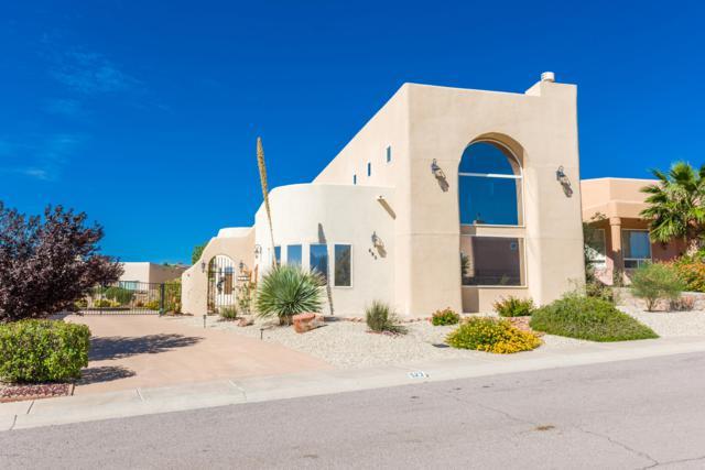 523 La Melodia Drive, Las Cruces, NM 88011 (MLS #1807527) :: Steinborn & Associates Real Estate