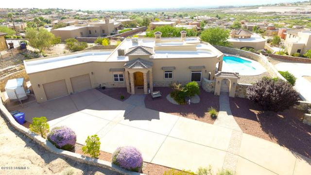 2751 Monte Bello Drive, Las Cruces, NM 88011 (MLS #1807558) :: Steinborn & Associates Real Estate