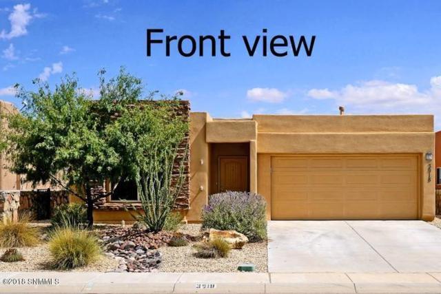3918 Agua De Vida Drive, Las Cruces, NM 88012 (MLS #1807629) :: Steinborn & Associates Real Estate