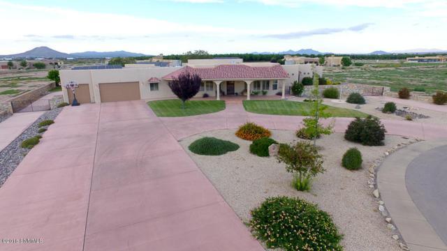 4654 Dulcinea Drive, Las Cruces, NM 88005 (MLS #1807637) :: Steinborn & Associates Real Estate
