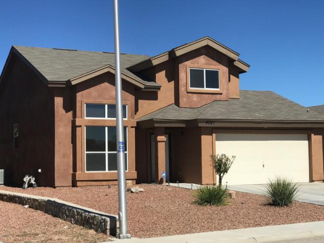 4041 Monte Sombra Avenue, Las Cruces, NM 88012 (MLS #1807676) :: Austin Tharp Team
