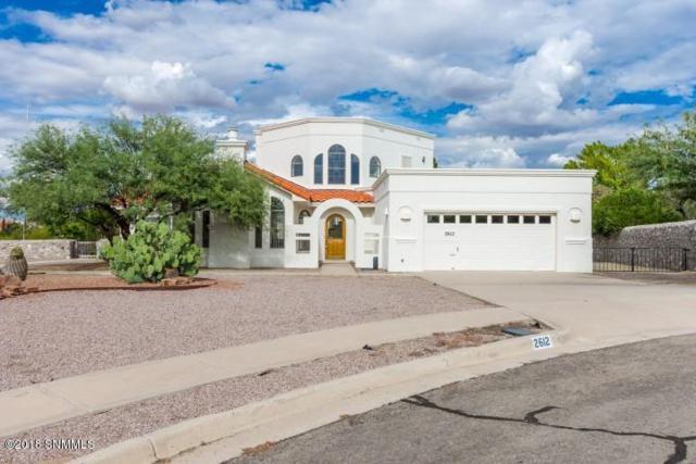2612 Comstock Court, Las Cruces, NM 88011 (MLS #1807677) :: Austin Tharp Team