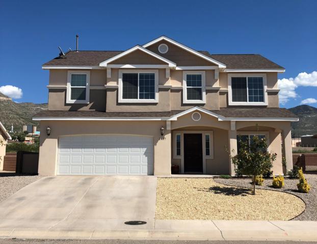 2487 Wyatt Way, Alamogordo, NM 88310 (MLS #1807682) :: Steinborn & Associates Real Estate