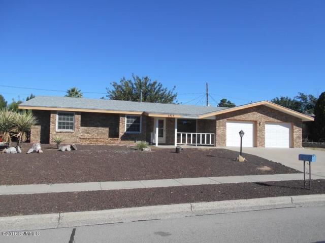 1217 Edgewood Avenue, Las Cruces, NM 88011 (MLS #1807685) :: Austin Tharp Team