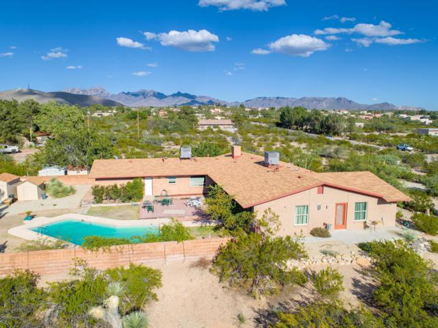 4115 Tesota Drive, Las Cruces, NM 88011 (MLS #1807707) :: Steinborn & Associates Real Estate