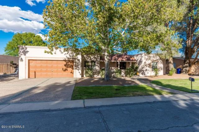985 Valle Hermosa, Las Cruces, NM 88005 (MLS #1807717) :: Steinborn & Associates Real Estate
