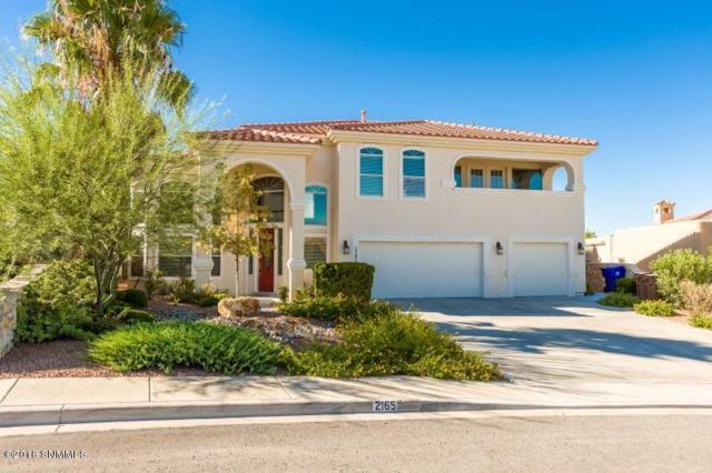 2165 Southern Star Loop, Las Cruces, NM 88011 (MLS #1807719) :: Steinborn & Associates Real Estate