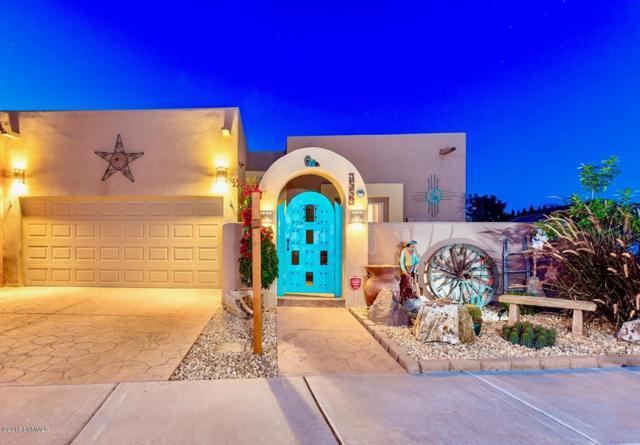 3889 Tayvis Road, Las Cruces, NM 88012 (MLS #1807729) :: Steinborn & Associates Real Estate