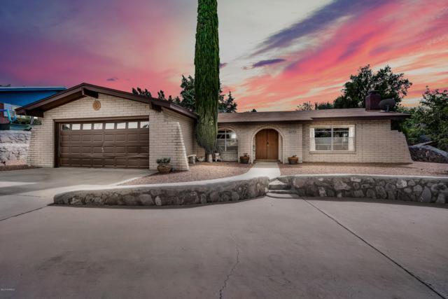 2702 Sandigale Drive, Las Cruces, NM 88011 (MLS #1807742) :: Steinborn & Associates Real Estate