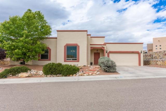 652 La Melodia Drive, Las Cruces, NM 88011 (MLS #1807751) :: Steinborn & Associates Real Estate
