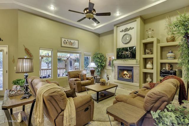 4539 Maricopa Circle, Las Cruces, NM 88011 (MLS #1807763) :: Steinborn & Associates Real Estate