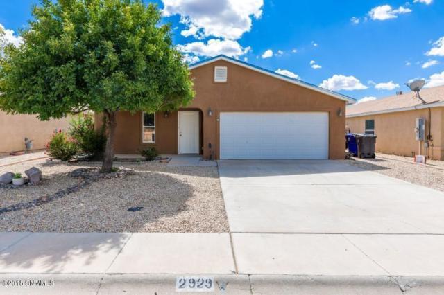 2929 San Miguel Court, Las Cruces, NM 88006 (MLS #1807783) :: Austin Tharp Team