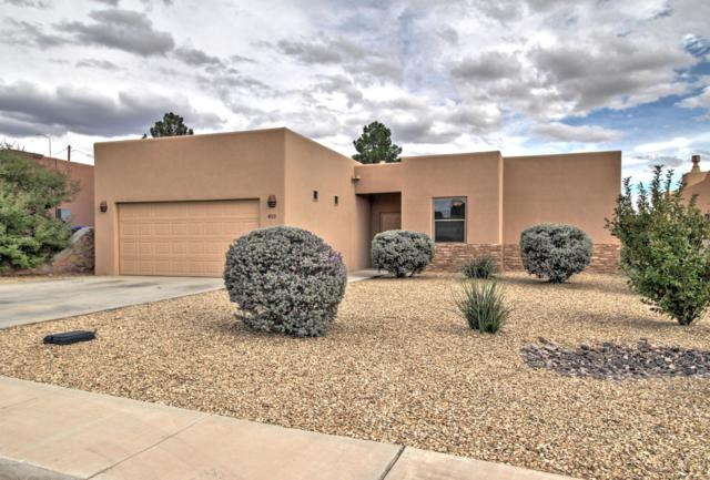 4013 Spotted Dove Drive, Las Cruces, NM 88001 (MLS #1807789) :: Steinborn & Associates Real Estate