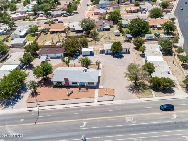 1716 S Solano Drive, Las Cruces, NM 88001 (MLS #1807796) :: Steinborn & Associates Real Estate