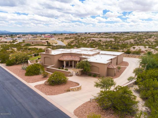6745 Bright View Road, Las Cruces, NM 88007 (MLS #1807813) :: Steinborn & Associates Real Estate