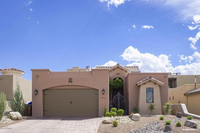 1015 Calle Alegre, Las Cruces, NM 88011 (MLS #1807824) :: Austin Tharp Team